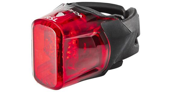 Dura Nova Vegas R II RSL LED-Rücklicht schwarz